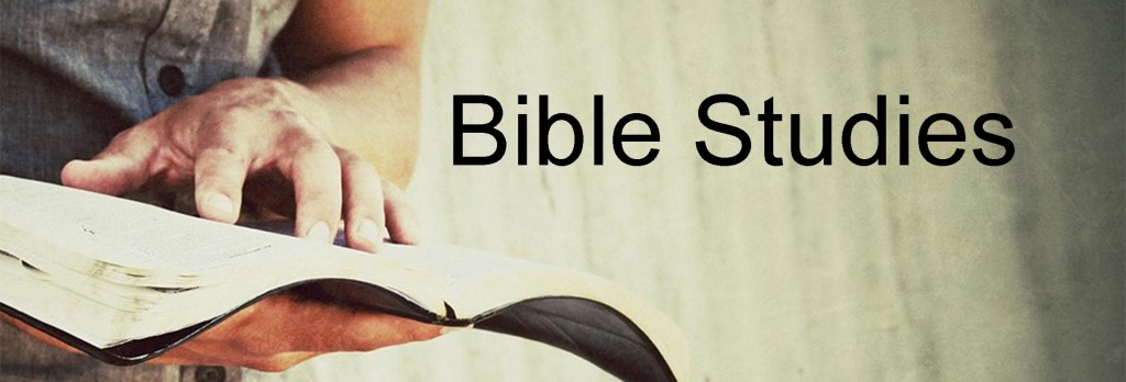 Two New Bible Studies in October!