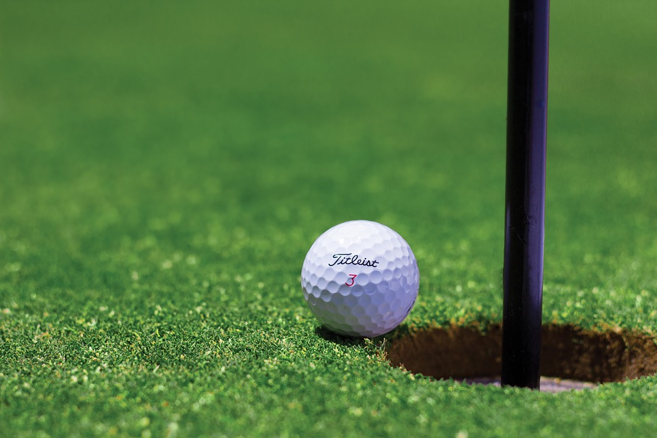 FBC Golf Fellowships: April 2021
